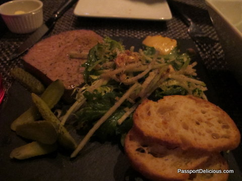 Country Pate Bistronomic