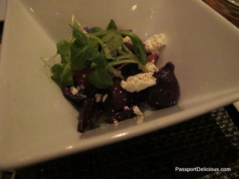 Beet Salad Bistronomic