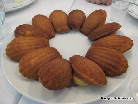 Madeleines at St John