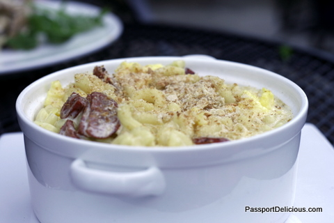 The Southern Breakfast Mac & Cheese
