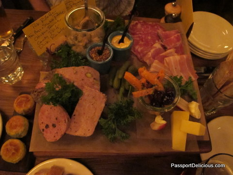 Paris Club Charcuterie